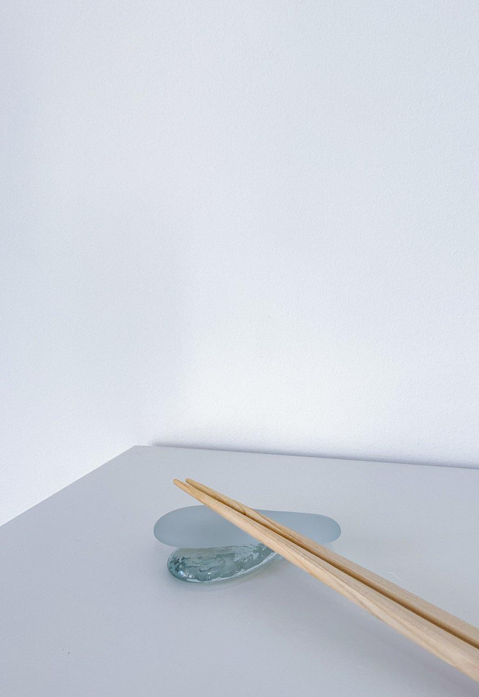 SYOSA /FRAGMENTS collaboration -blue gray