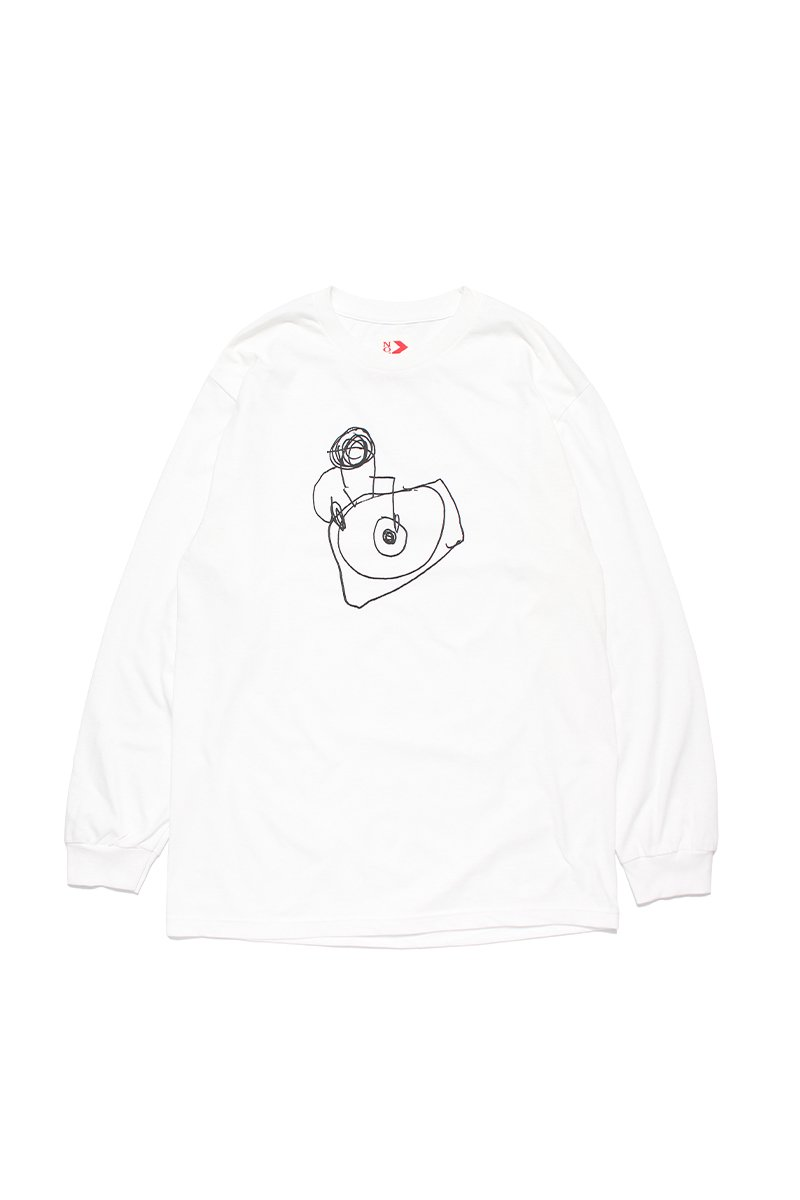 NONO FIRST DRAWING L/S TEE