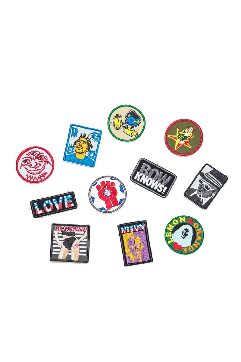 【BOW WOW】 BOW WOW FAVORITE PATCHES