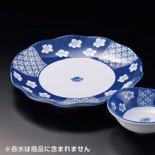 梅祥瑞天皿 和食器 天皿 業務用 約22.3cm 和食 和風 天ぷら うどん屋 蕎麦屋