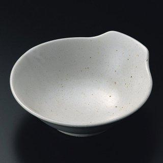 白マットとん水 和食器 呑水・取鉢 業務用 約13.8cm 和食 和風 天つゆ 鍋料理 鉢 定番 割烹 料亭 うどん屋 天ぷら 鍋物