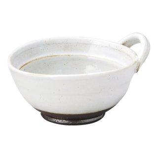 粉引 片手付小鉢 和食器 呑水・取鉢 業務用 約15cm 和食 和風 天つゆ 鍋料理 鉢 定番 割烹 料亭 うどん屋 天ぷら 鍋物