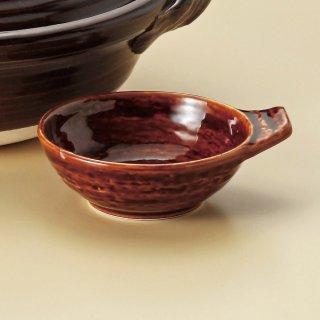 アメ釉とんすい 萬古焼 和食器 呑水・取鉢 業務用 約15.3cm 和食 和風 天つゆ 鍋料理 鉢 定番 割烹 料亭 うどん屋 天ぷら 鍋物