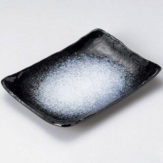 雲海長角9.0皿 和食器 焼物皿 業務用 約23.4cm 和食 和風 焼魚 串物 揚げ物 創作料理 焼肉店 おにぎり 焼き鳥 天ぷら