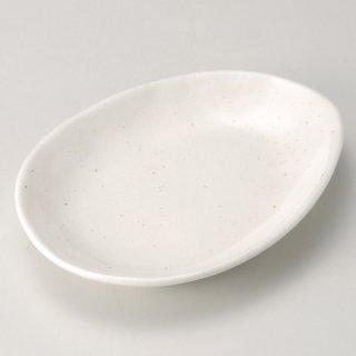 白雲形串皿 和食器 串皿・のり皿 業務用 約17cm 和食 和風 焼き鳥 揚げ物 創作料理 海苔 ホテル 天ぷら 和食レストラン 焼き鳥屋 串物
