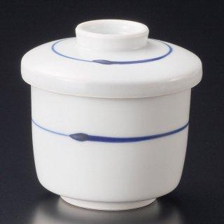 一本筋小むし碗 和食器 むし碗 業務用 約130cc 和食 和風 茶碗蒸し おすすめ 秋メニュー 定番 業務用 飲食店