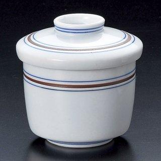 錆ラインミニ蒸碗 和食器 むし碗 業務用 約145cc 和食 和風 茶碗蒸し おすすめ 秋メニュー 定番 業務用 飲食店