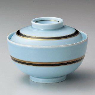 清水ライン円菓子碗 和食器 蓋向・円菓子碗 業務用 約12.2cm 和食 和風 蒸し物 煮魚