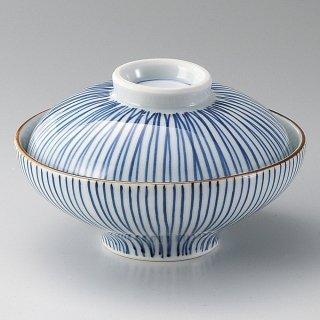 十草市姫碗 和食器 蓋向・円菓子碗 業務用 約12.2cm 和食 和風 蒸し物 煮魚