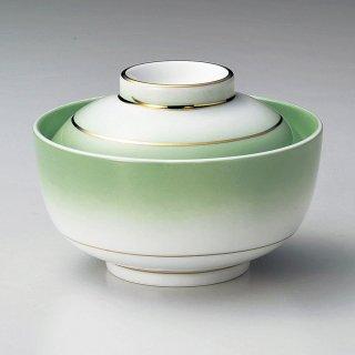 渕金ヒワ吹円菓子碗 和食器 蓋向・円菓子碗 業務用 約11.8cm 和食 和風 蒸し物 煮魚