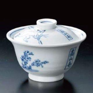 高山寺反煮物碗 和食器 蓋向・円菓子碗 業務用 約11.5cm 和食 和風 蒸し物 煮魚