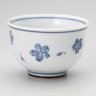 小花2.8反煎茶 和食器 煎茶 業務用 約8.5×5.6cm 和食 和風 和菓子屋 和カフェ 食堂 定食屋 うどん屋 蕎麦屋