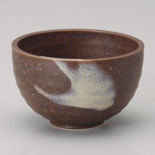銀彩茶いっぷく碗 和食器 一服碗・ゆったり碗・汲み出し 業務用 約10.8×6.8cm 和風 和菓子屋 和カフェ お茶 スープ