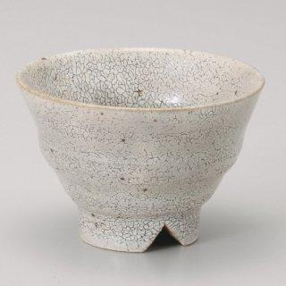 錆かいらぎ切高台煎茶 和食器 一服碗・ゆったり碗・汲み出し 業務用 約11×7.5cm 和風 和菓子屋 和カフェ お茶 スープ