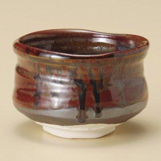 朝焼け抹茶碗 和食器 抹茶碗 業務用 約12×8cm ぜんざい 茶道教室 茶道 おしゃれ 和テイスト