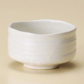 粉引抹茶 和食器 抹茶碗 業務用 約11.6×7.2cm ぜんざい 茶道教室 茶道 おしゃれ 和テイスト