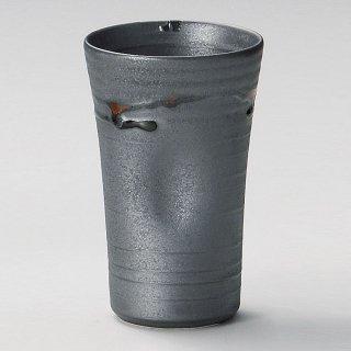 鉄人道フリーカップ 和食器 フリーカップ 業務用 約7.3×11.8cm 和バル 喫茶店 アイスコーヒー 居酒屋