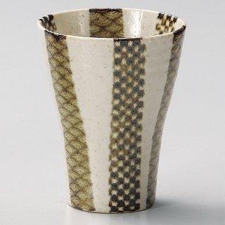 銀彩白焼酎 大 和食器 フリーカップ 業務用 約9.8×12.3cm 和バル 喫茶店 アイスコーヒー 居酒屋 和風ダイニングバー