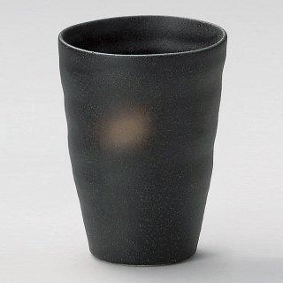 備前風ビアカップ 和食器 フリーカップ 業務用 約8×11cm 和バル 喫茶店 アイスコーヒー 居酒屋 和風ダイニングバー
