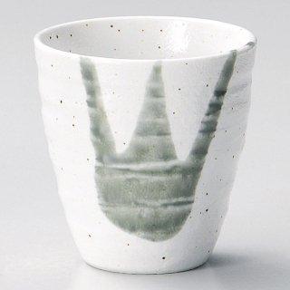 白伊賀焼酎カップ 和食器 ロックカップ 業務用 約8.4×8.9cm 焼酎ロック 梅酒ロック 杏仁豆腐 ダイニングバー プリン