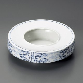 竹林4.5灰皿 和食器 灰皿 業務用