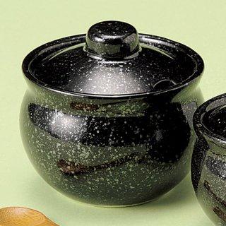 黒薬味壷 大 和食器 箸立・串入・小物 業務用