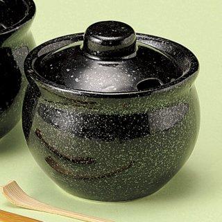 黒薬味壷 小 和食器 箸立・串入・小物 業務用