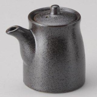 鉄釉しょうゆ入 和食器 卓上カスター 業務用