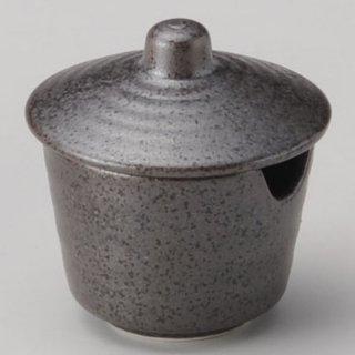 鉄釉辛子入 和食器 卓上カスター 業務用