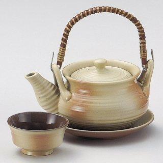 白吹き巾着土瓶むし 和食器 土瓶むし 業務用 和食 和風 松茸料理 銀杏 吸い物 はも 秋メニュー 定番 おすすめ 料亭 日本料理