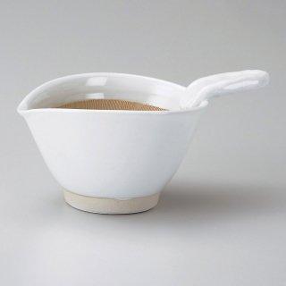 まいん乳白納豆鉢大 和食器 ドレッシング 業務用