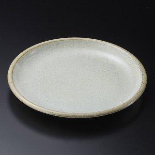 宙26cm丸皿 和食器 丸皿(大) 業務用 約26cm 和食 和風 ランチ とんかつ定食 主菜