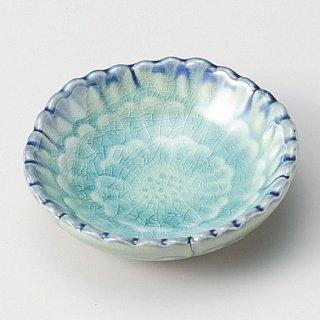 牡丹トルコ豆皿 和食器 小皿 業務用 約6.8cm 和食 和風 漬物 たれ 薬味 サラダ 和菓子 冷奴 ミニ しょうゆ皿