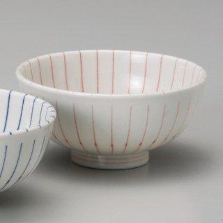 ルナ十草 赤軽量茶碗 和食器 飯碗 業務用 約11.5cm 和食 和風 茶碗 ご飯茶碗