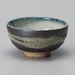 黒銀彩雲大平 和食器 飯碗 業務用 約11.5cm 和食 和風 茶碗 ご飯茶碗 男性用