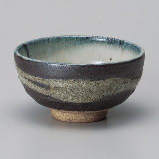黒銀彩雲中平 和食器 飯碗 業務用 約11cm 和食 和風 茶碗 ご飯茶碗 一般 標準