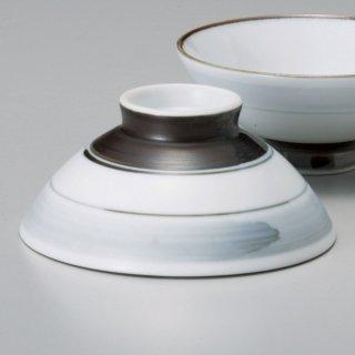 淡呉須巻大平 和食器 飯碗 業務用 約13cm 和食 和風 茶碗 ご飯茶碗 男性用