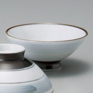 淡呉須巻中平 和食器 飯碗 業務用 約11.8cm 和食 和風 茶碗 ご飯茶碗 一般 標準