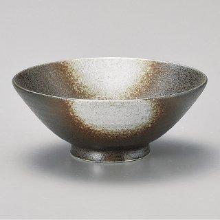 天目白吹き4.8碗 和食器 飯碗 業務用 約15.5cm 和食 和風 茶碗 ご飯茶碗