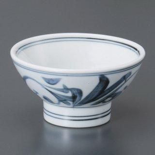 古代唐草大浜茶碗 和食器 ライス丼・茶漬 業務用 約12.5cm 和食 和風 ご飯茶碗 どんぶり 小料理屋 料亭 ひつまぶし