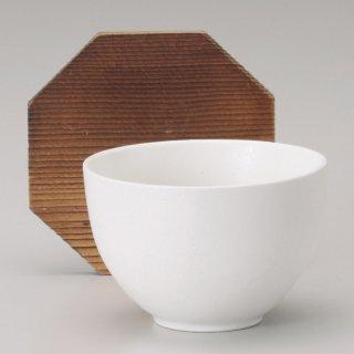 モダン白お好み碗蓋付 和食器 飯器 業務用 約11cm 和食 和風 白米飯 炊き込みご飯