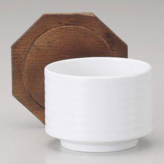 白磁筒型飯器 小 蓋付 和食器 飯器 業務用 約10.3cm 和食 和風 白米飯 炊き込みご飯
