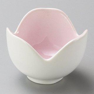ピンク吹割山椒珍味 小 和食器 珍味 業務用 約5.5cm 和食 和風 先付 小鉢 小 ミニ鉢 前菜 珍味入れ 付出し 松花堂 弁当 花籠膳 おせち