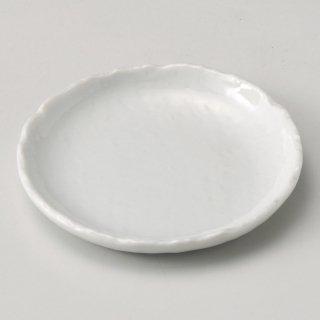 白4.5取皿 和食器 フルーツ皿・銘々皿・取皿 業務用 約14cm 和食 和風 プレート フルーツ デザート 和菓子 甘味 ケーキ 和テイスト 定番 取り皿