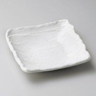 荒ソギ白中鉢 和食器 中鉢・煮物鉢 業務用 約17.2cm 和食 和風 鉢 ボウル サラダ 揚げ物 煮物 定食屋 食堂 人気 ボール 焼肉店