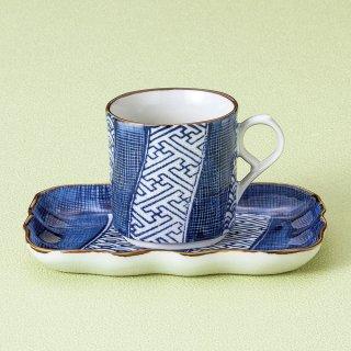 祥瑞コーヒー碗皿 和食器 コーヒー碗・受皿 業務用 和風 来客用 マイカップ 和モダン おしゃれ