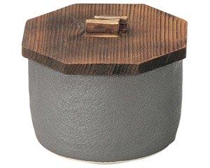 いぶし 飯器 和食器 飯器 業務用 約10.7cm 和食 和風 白米飯 炊き込みご飯