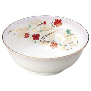 嵐山 丸呑水 和食器 呑水・取鉢 業務用 約12cm 和食 和風 天つゆ 鍋料理 鉢 定番 割烹 料亭 うどん屋 天ぷら 鍋物