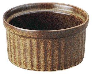 ブラウンシュガー 4吋スフレ 洋食器 オーブンウェア スフレ・ココット 業務用