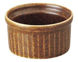ブラウンシュガー 2 1/2吋スフレ 洋食器 オーブンウェア スフレ・ココット 業務用